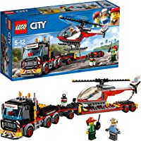 Lego City Great Vehicles Trasportatore Carichi Pesanti, Multicolore, 35.4 x 19.1 x 9.1 cm, 60183