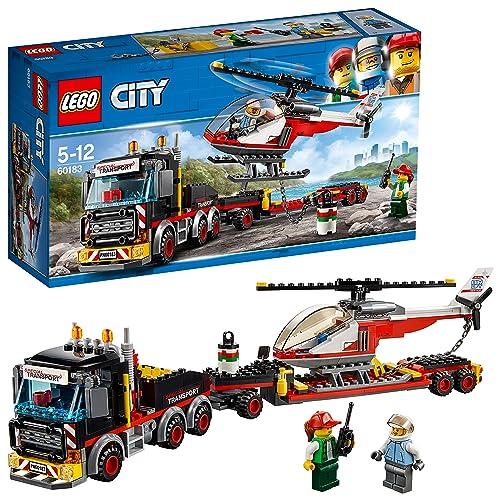 LEGO UK 60183 City Heavy Cargo Transport Set
