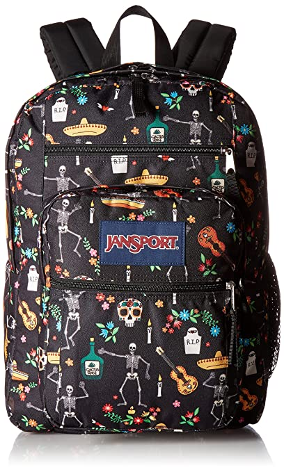 a5d2e75e2864 Amazon.com  JanSport Big Student Backpack- Sale Colors (Day of the ...