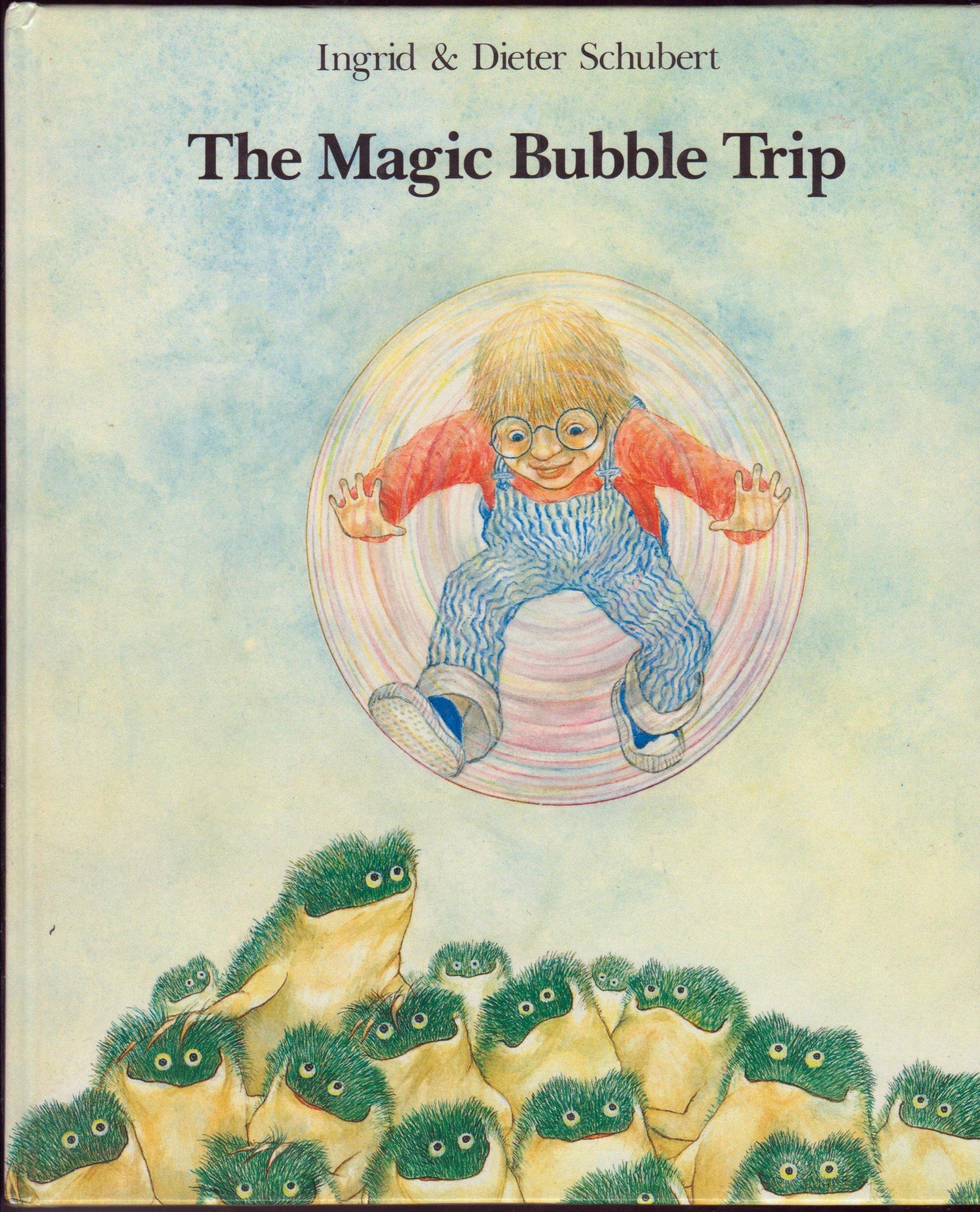 The Magic Bubble Trip (English and Dutch Edition)