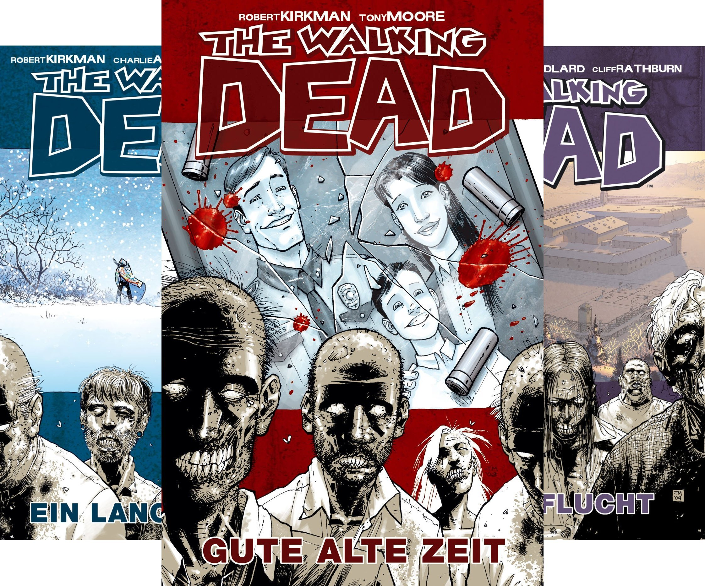 The Walking Dead (Reihe in 28 Bänden) by