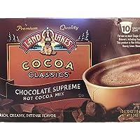 Land O Lakes Cocoa Single Serve K Cups - Chocolate Supreme 10 Cup Box