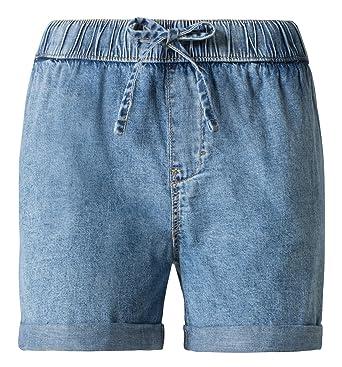 doux et léger sélectionner pour dernier nouveau style de 2019 C&A - Short - Femme - bleu - 46: Amazon.fr: Vêtements et ...
