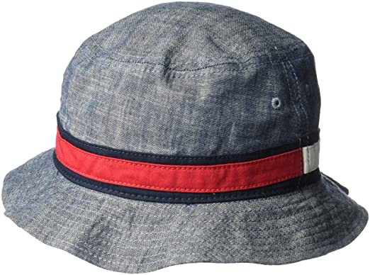 Tommy Hilfiger Men s Dad Hat Flag Bucket Cap e2dc17af8a44