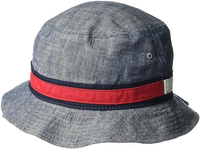 074dc4e070 Tommy Hilfiger Men s Dad Hat Flag Bucket Cap