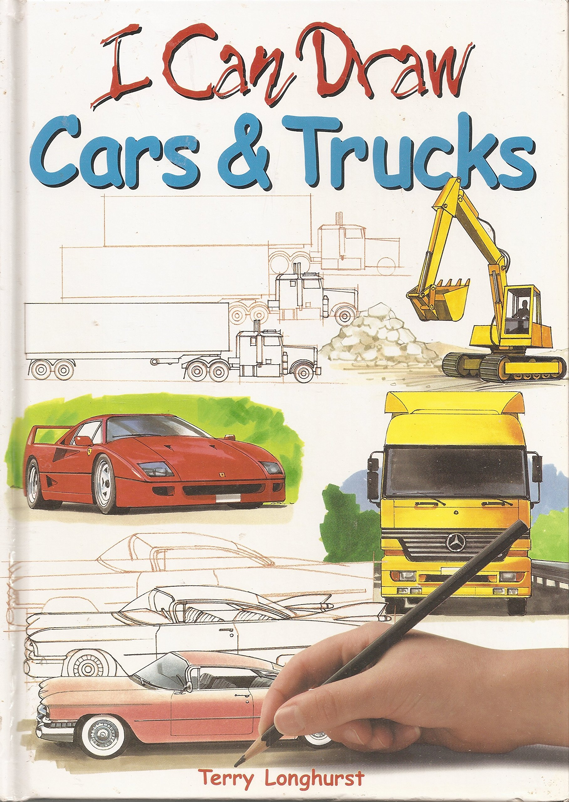 Download I Can Draw Cars and Trucks PDF