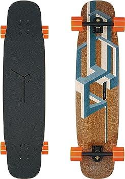Loaded Boards Tesseract Bamboo Downhill Longboard