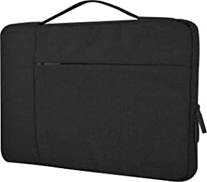 LuvCase Laptop Protective Briefcase Sleeve Waterproof Case Bag with Pocket Compatible Mac 12
