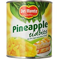 Del Monte Quality Pineapple Tidbits, 836g