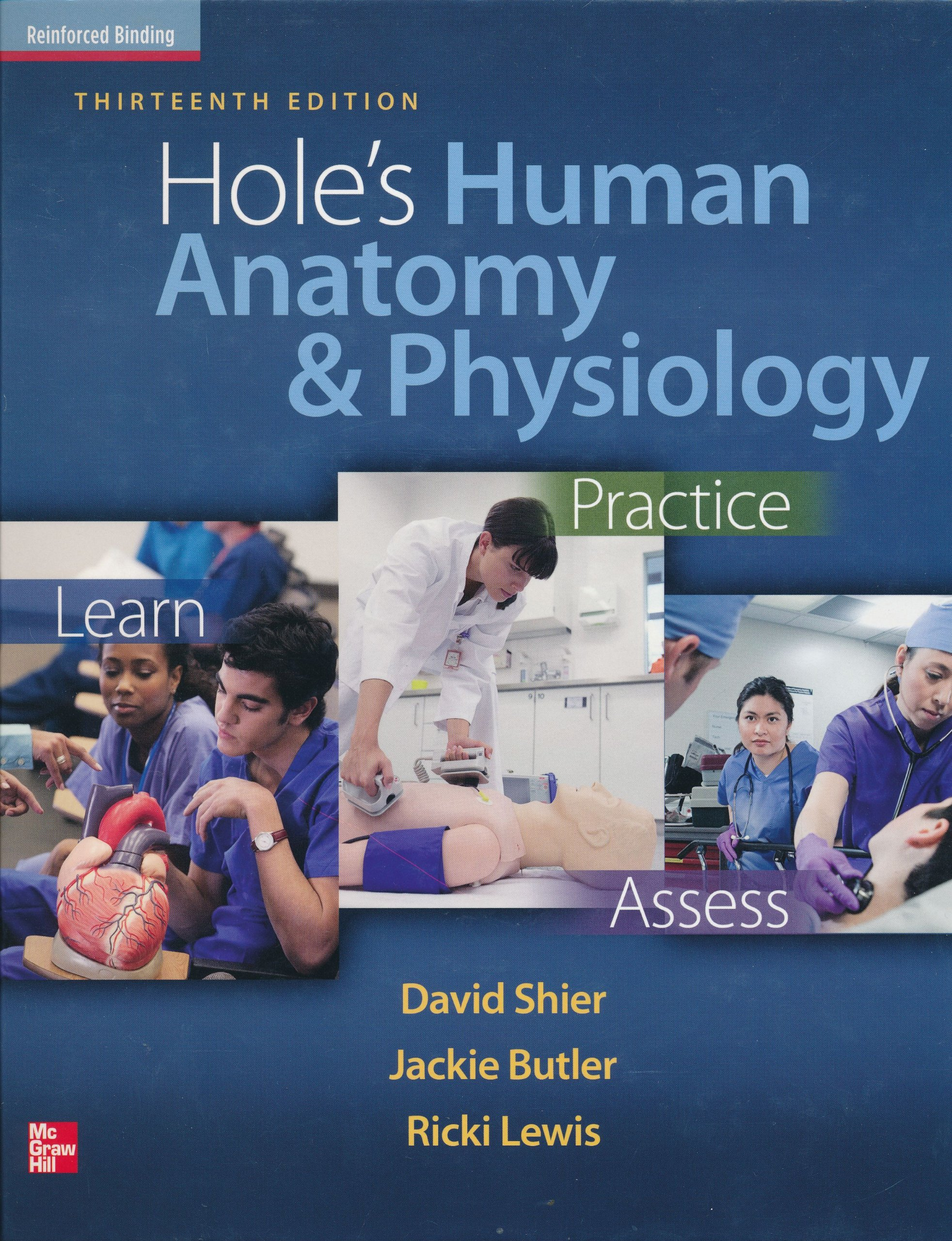 Hole\'s Human Anatomy and Physiology: 9780076629435: Amazon.com: Books