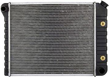 Spectra Premium cu569 completa Radiador para General Motors