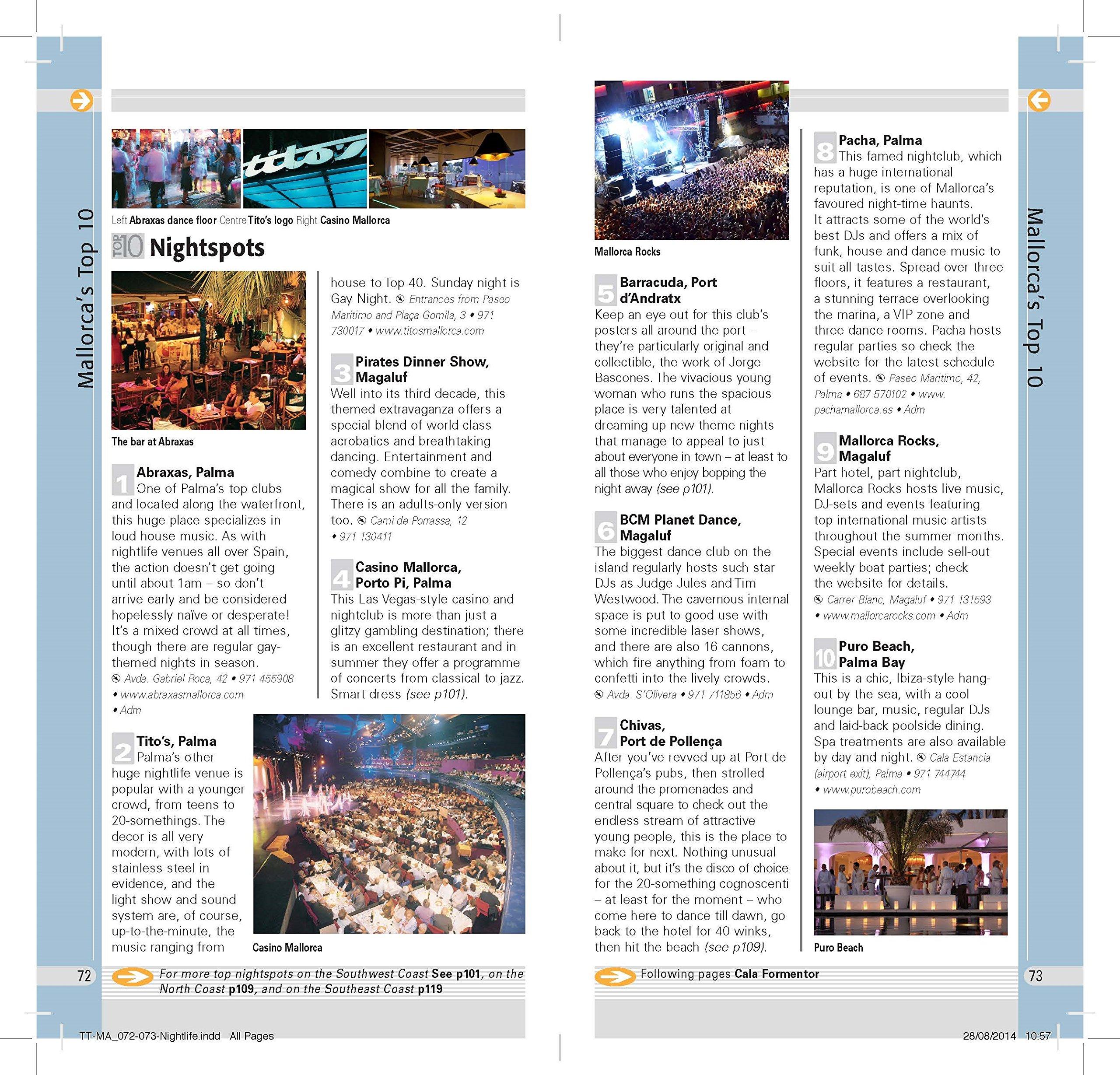 Top 10 Mallorca (Eyewitness Top 10 Travel Guides)