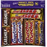Cadbury Chocolate Variety Pack, 816 g