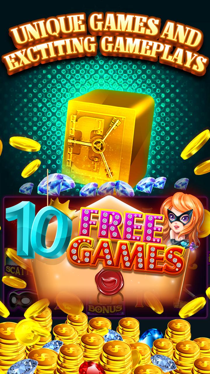 Las Vegas Slots Free Download