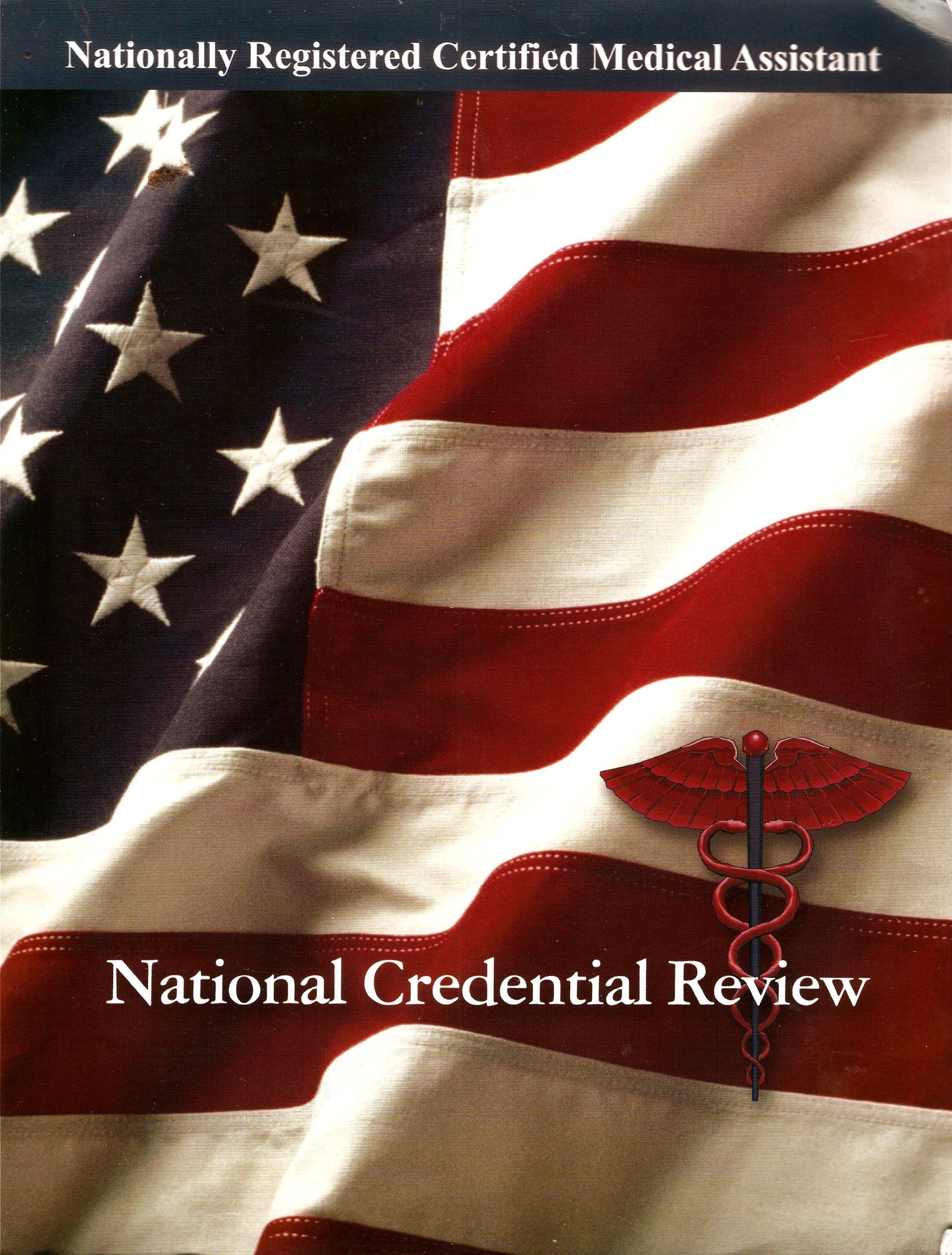Nationally Registered Certified Medical Assistant - National ...