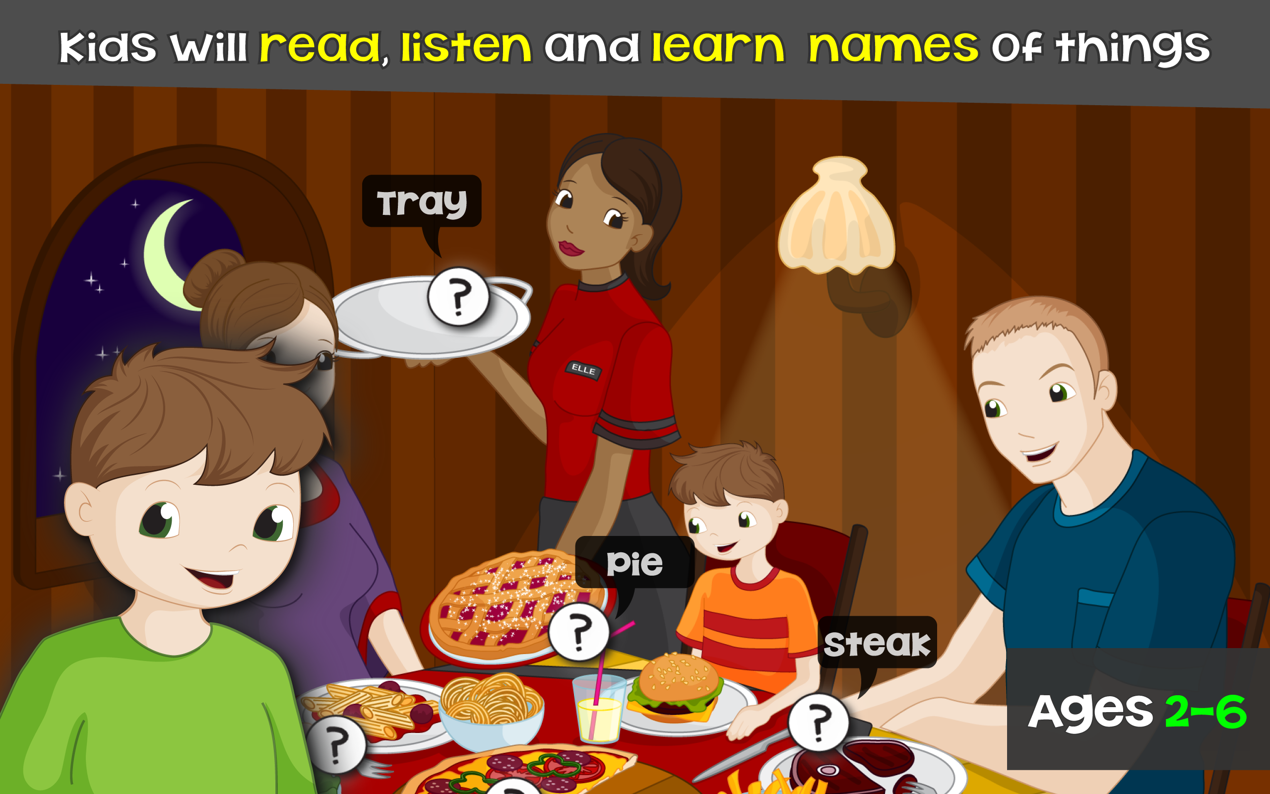 Amazon.com: Bud\'s First Words - Vocabulary and Reading Games for ...