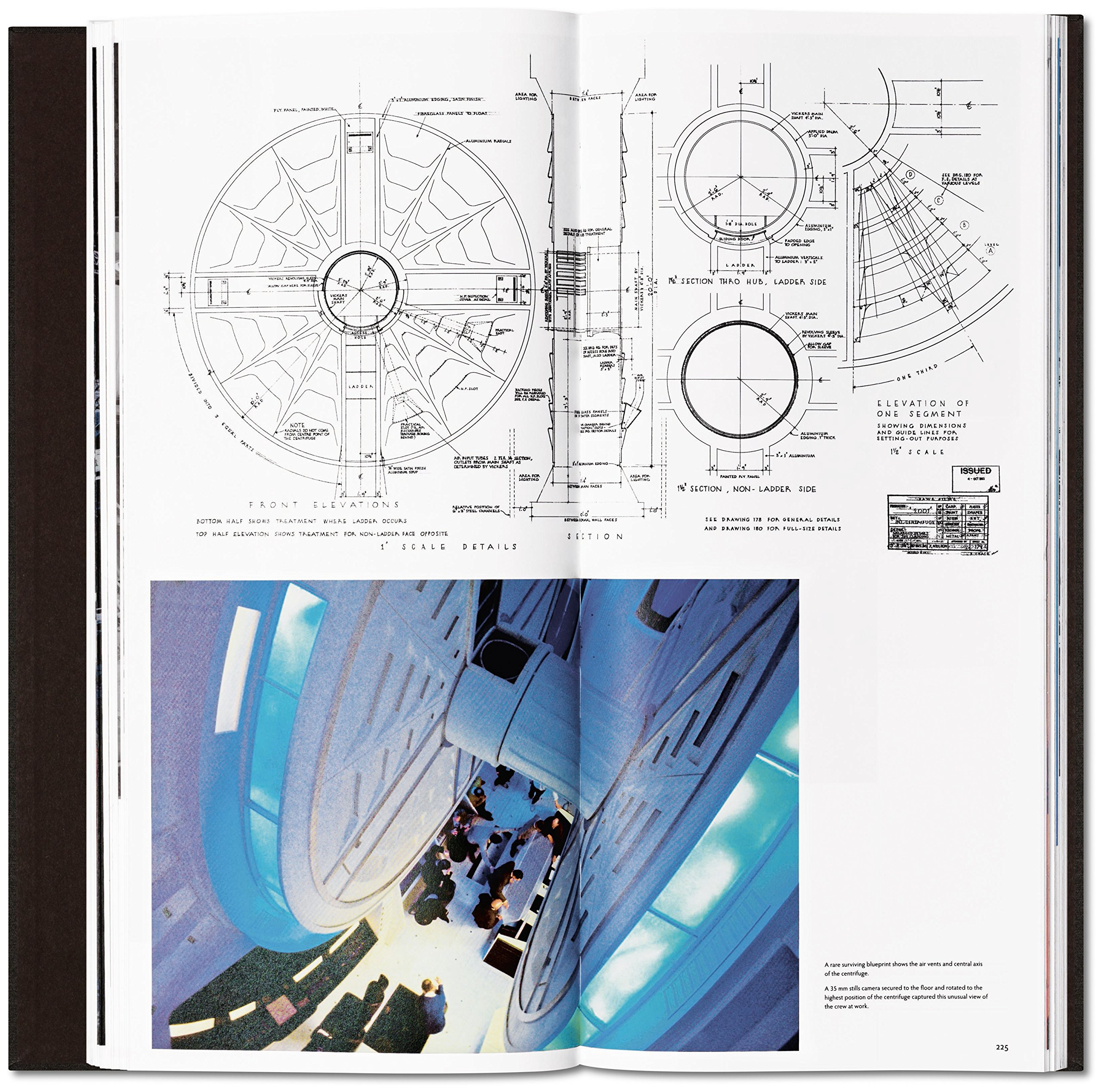 The Making of Stanley Kubrick\'s \'2001: A Space Odyssey\' XL: Piers ...