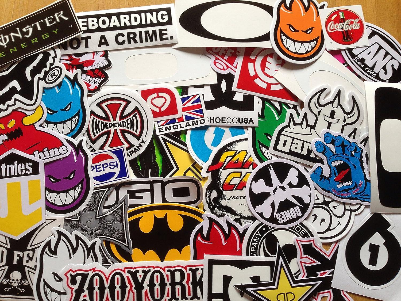 Skateboard Stickers Bones Element Santa Cruz Thrasher Spitfire Enjoi  Independent Sticker Label Stickers King Sticker Plotter Online with  $26.72/Piece on ...