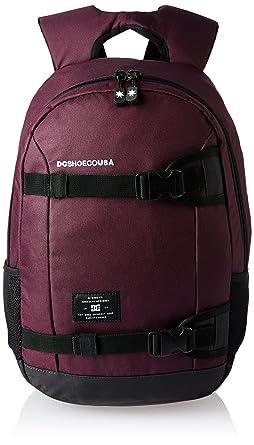 afe4c9d9baa Amazon.com   DC Grind II Skate Backpack One Size Winetasting ...