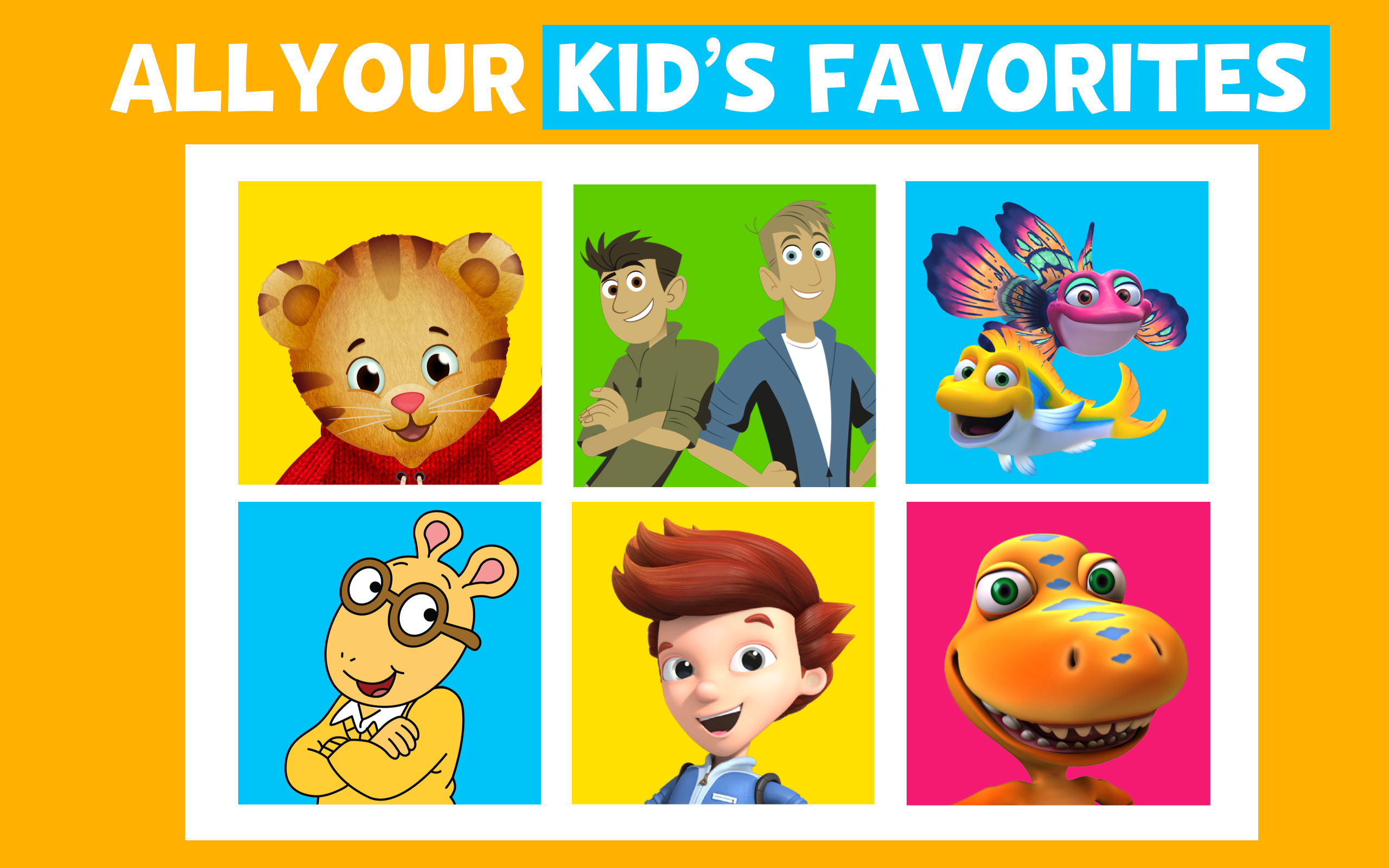 Amazoncom Pbs Kids Video Appstore For Android