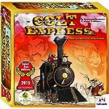 Ludonaute - Juego de miniatura Colt express (217632) (versión en alemán)