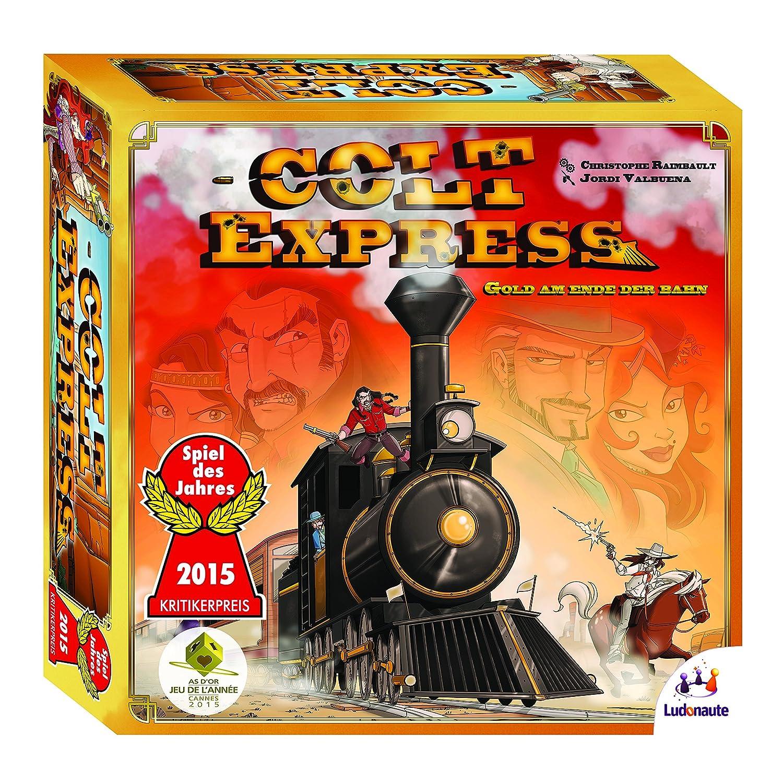 Colt Express amazon