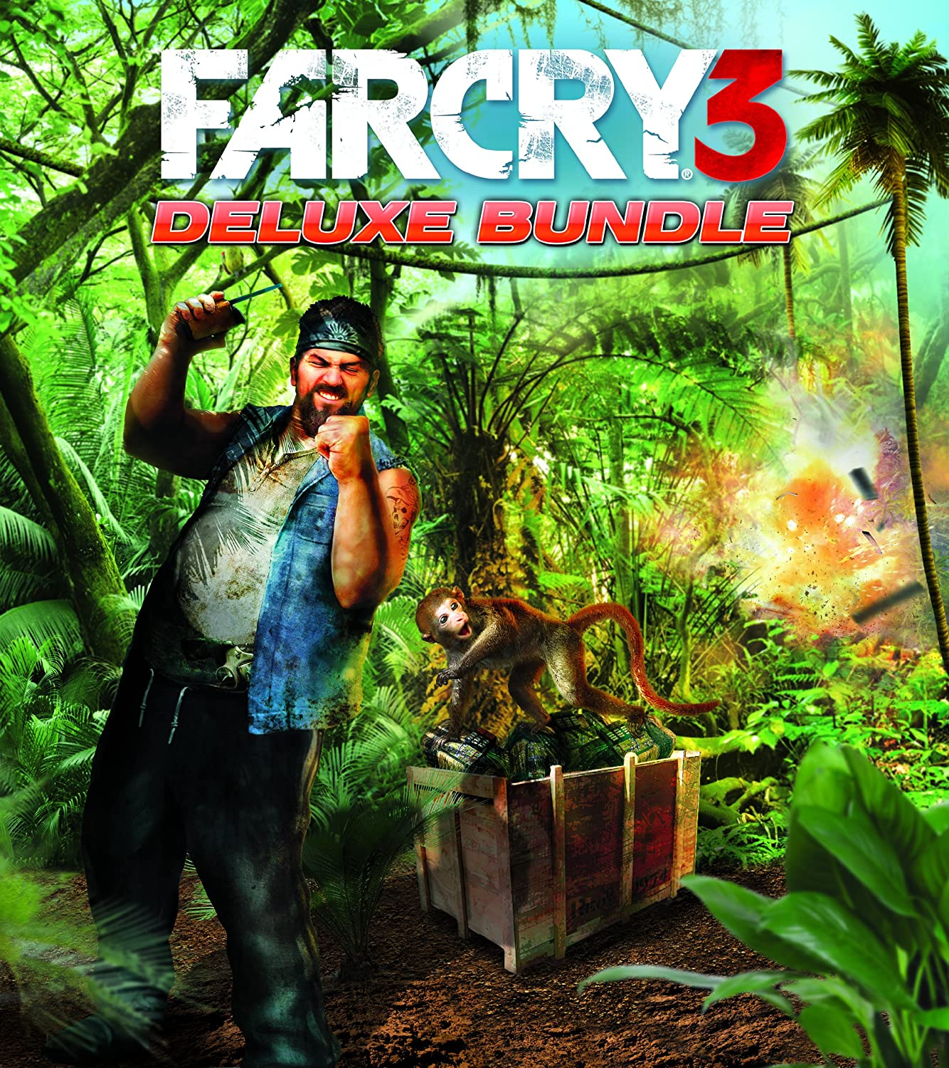 Amazon com: Far Cry 3: Deluxe Bundle DLC Pack [Download