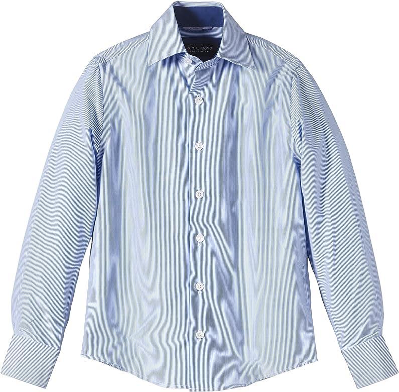 GOL - Camisa para niño, Color Azul 001, Talla 8 años (128 cm): Amazon.es: Ropa y accesorios