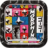 Amazon.com: Power Rangers Ninja Steel Birthday Party ...