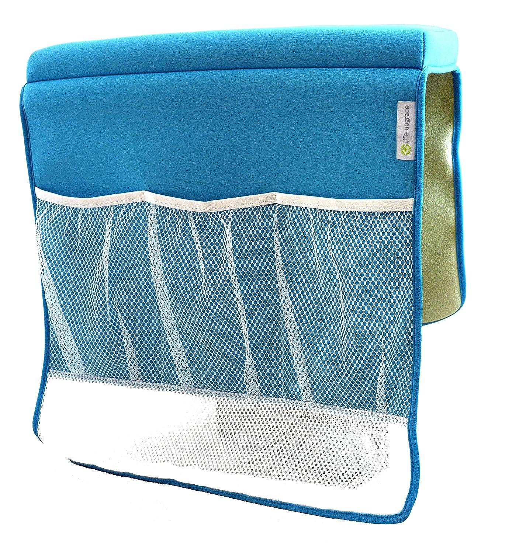Amazon.com : Life Upgrade Bath Kneeler in Blue - Padded Knee and ...