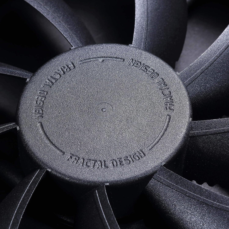 Black Fractal Design Venturi HF-12 Cooling Fan