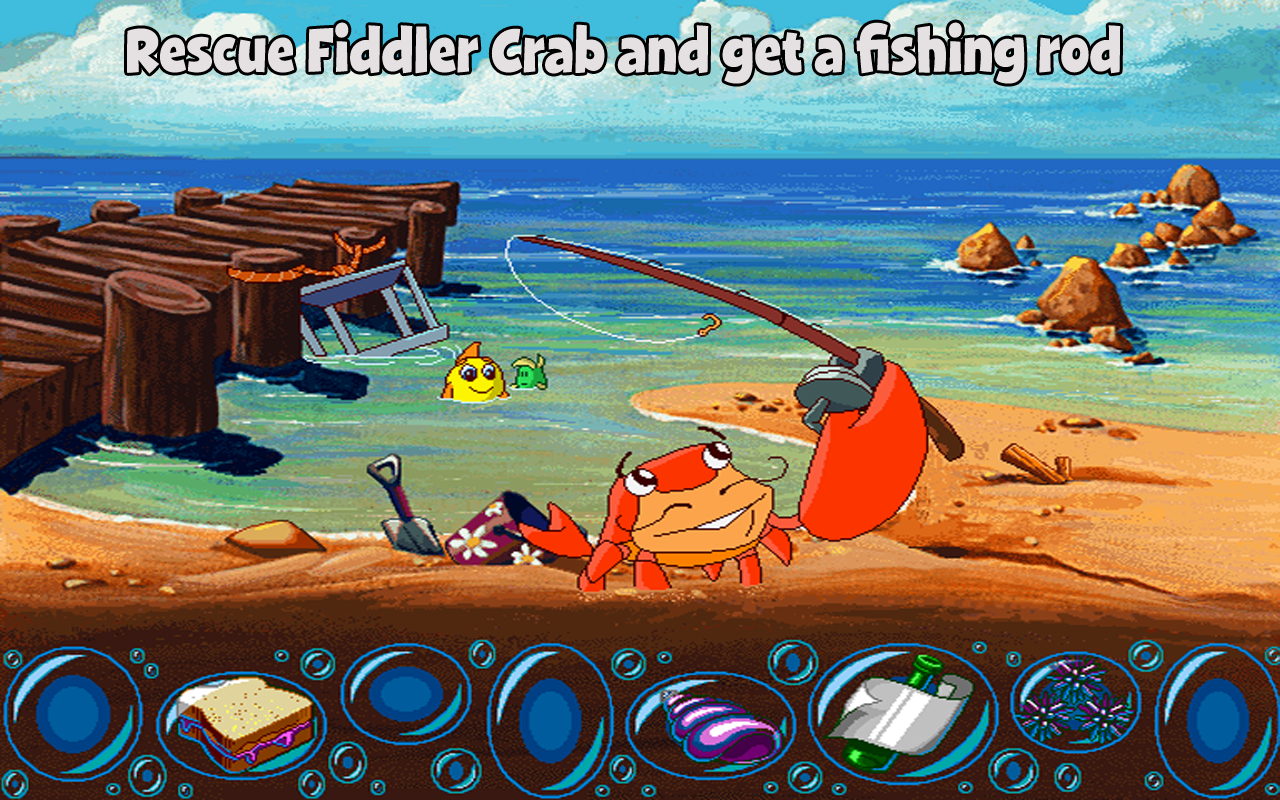 Amazon.com: Freddi Fish and The Case of the Missing Kelp ...
