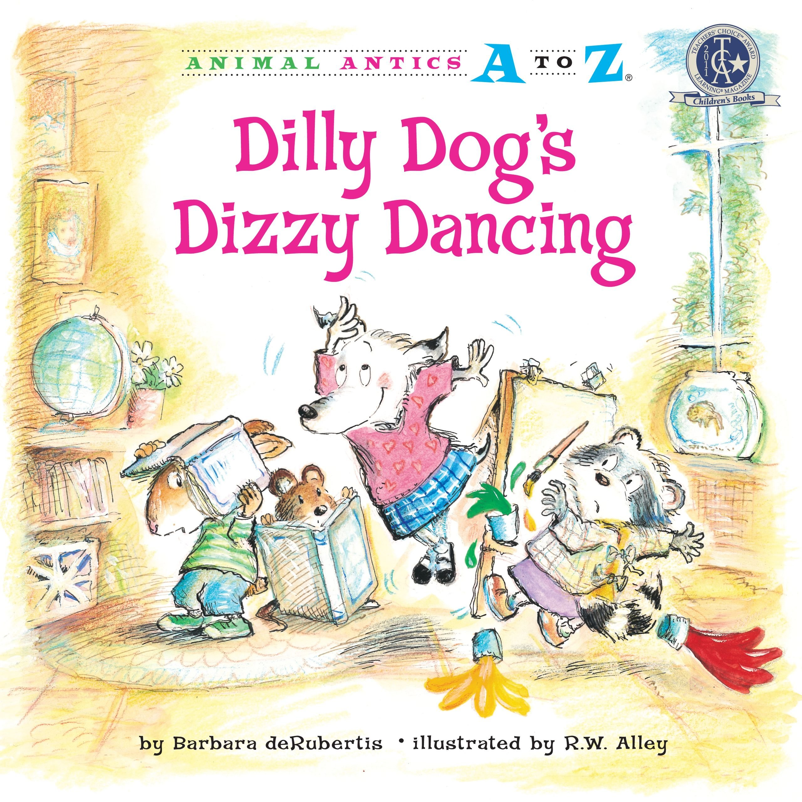 dilly-dog-s-dizzy-dancing-animal-antics-a-to-z