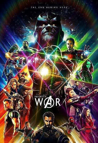Avengers: Infinity War 2018 Türkçe Dublaj WEB - Tek Link indir