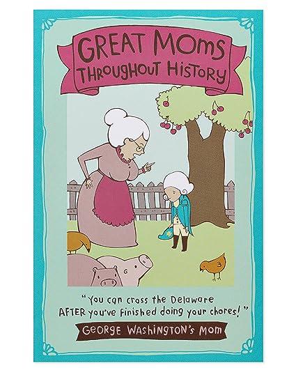 Bon American Greetings Funny Great Moms Motheru0027s Day Card