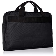 Raine Briefcase Portfolio 036W: Black