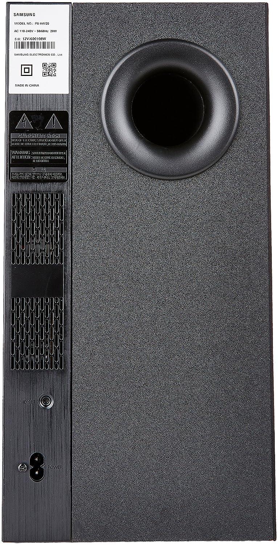 Samsung HW-M360/XL 2 1 Channel Wireless Audio Sound bar Speakers (Black)