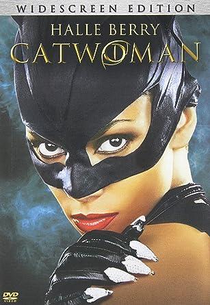 Amazoncom Catwoman Widescreen Edition Halle Berry Benjamin