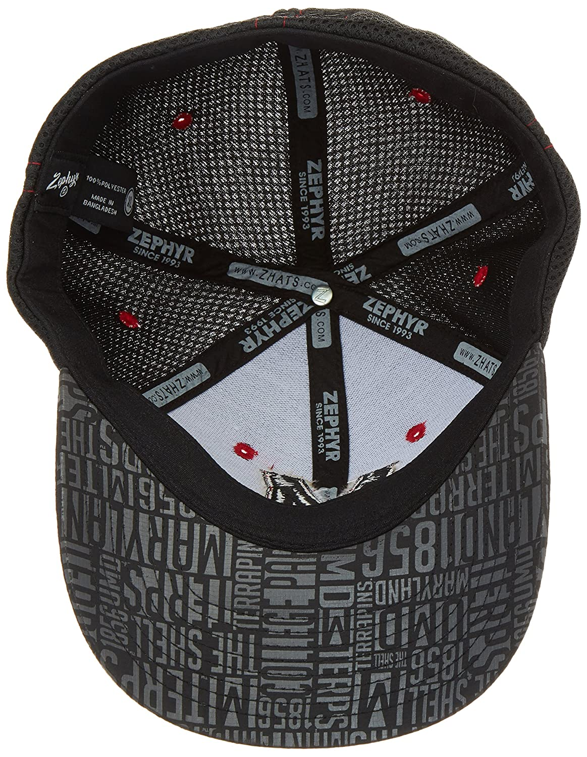 Zephyr Mens Undertaker NCAA Hat
