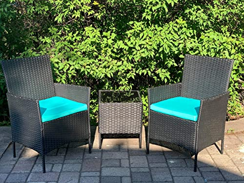 3 Pieces Patio Furniture Sets