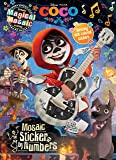 Disney Pixar Coco Mosaic Sticker by Numbers: With over 1000 Stickers