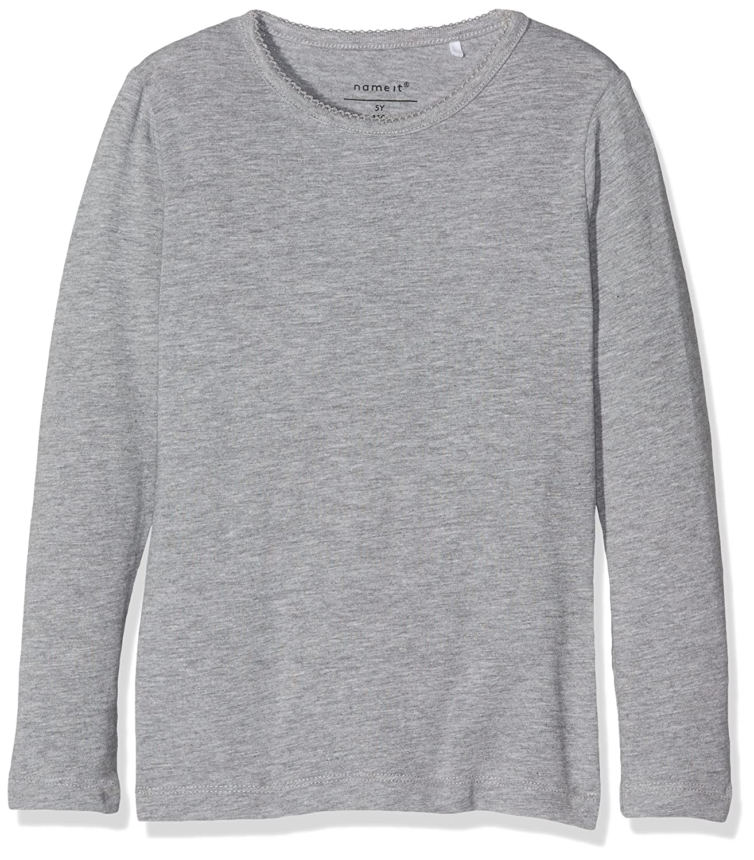 Name It Nkfviola LS Slim Top Noos T-Shirt /À Manches Longues Fille