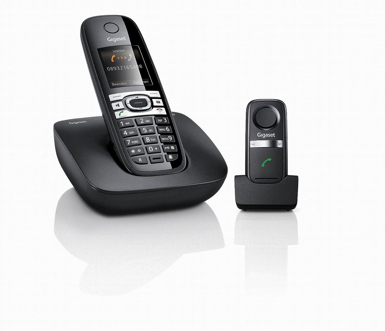 Gigaset C610 + L410 - Teléfono inalámbrico y manos libres: Amazon.es: Electrónica