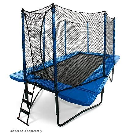 Amazon.com: JumpSport 10 x 17 trampolín ...