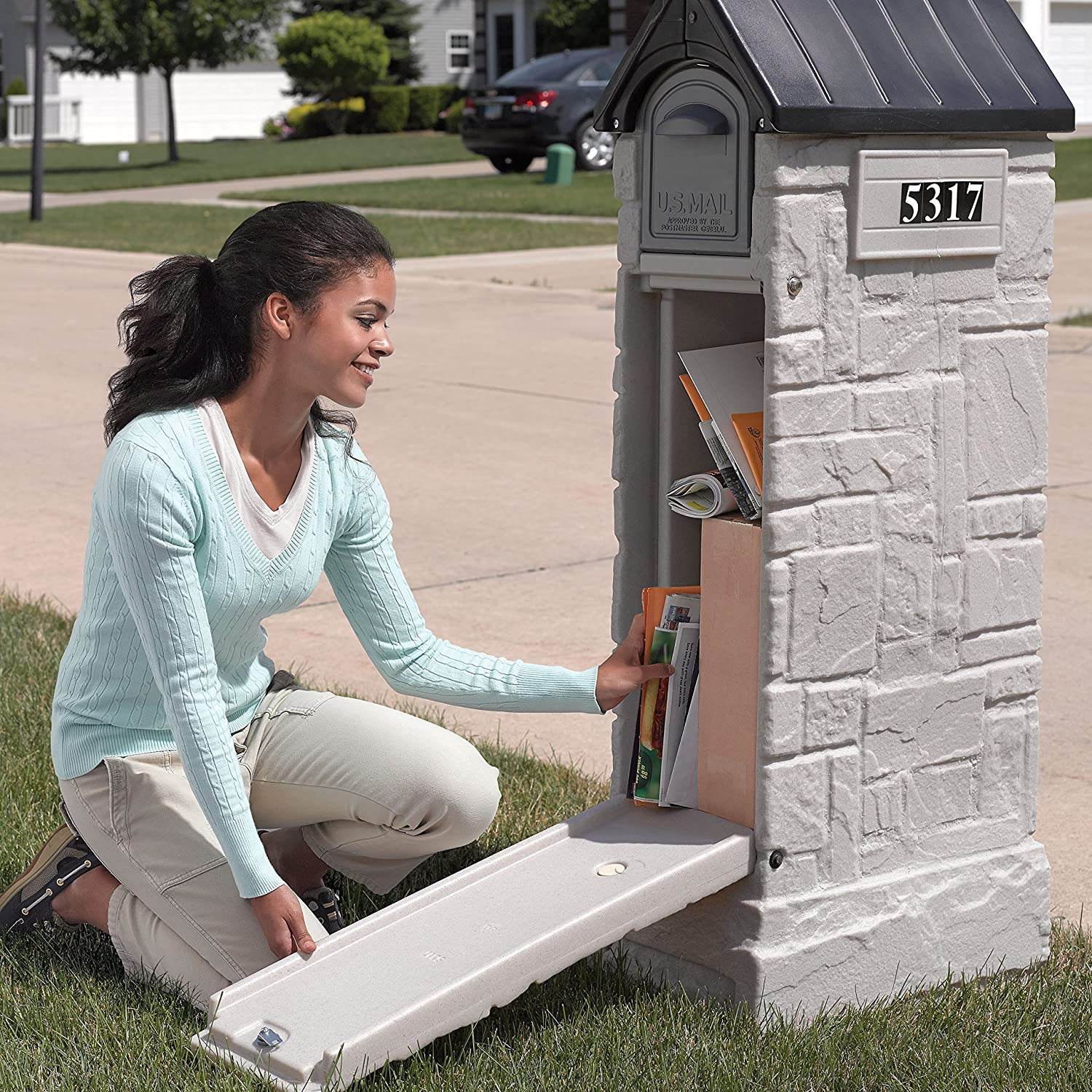 Step2 531700 MailMaster StoreMore Mailbox - Security Mailboxes ...