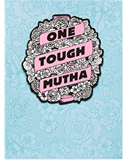 Amazon watch out for the walking dead at the office this american greetings funny tough mutha mothers day card with magnet m4hsunfo
