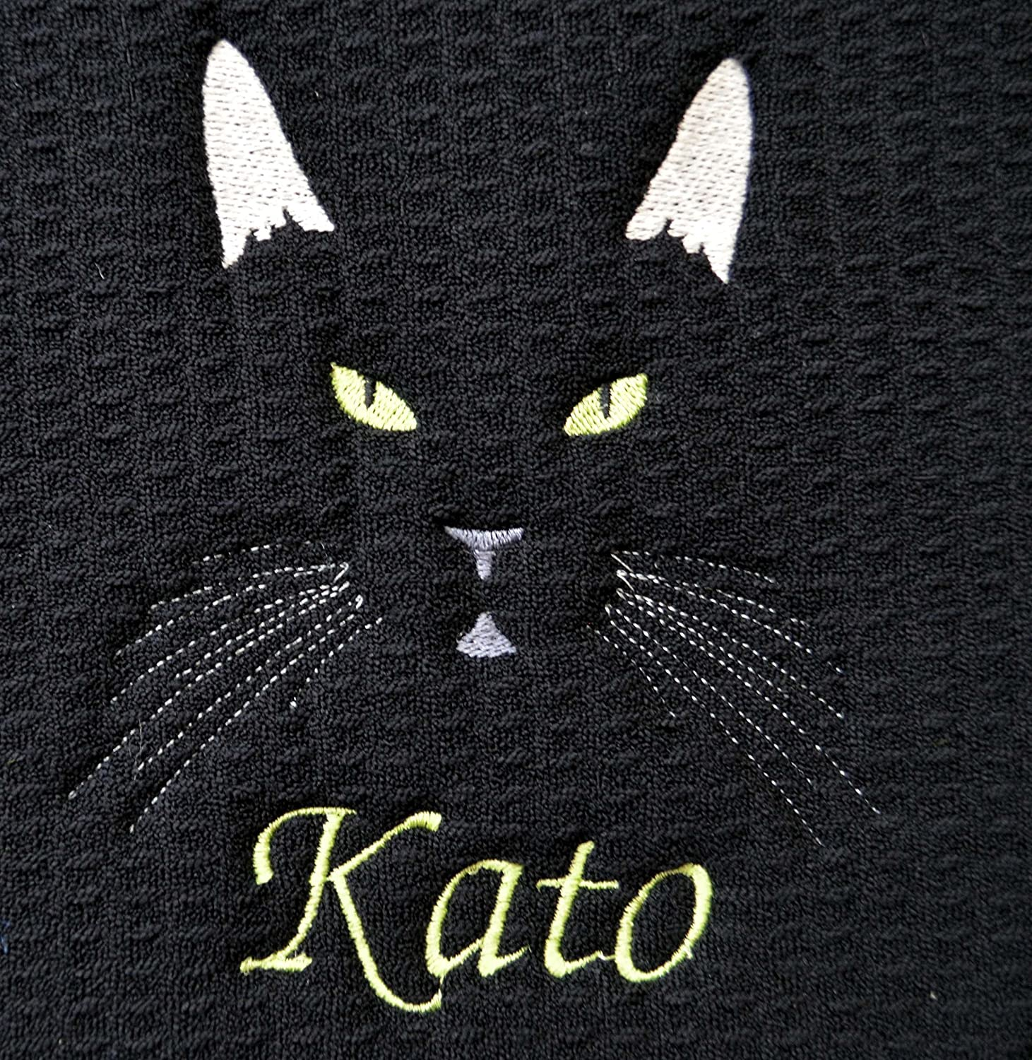 Amazoncom Personalized Custom Pet Feeding Mat Absorabant Cat