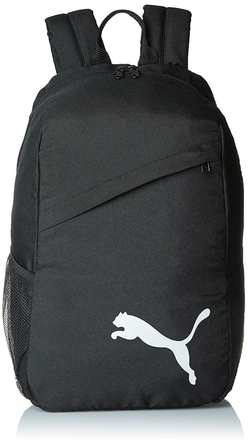 PUMA Pro Training Schoolbag/Backpack - Black/White - delicate
