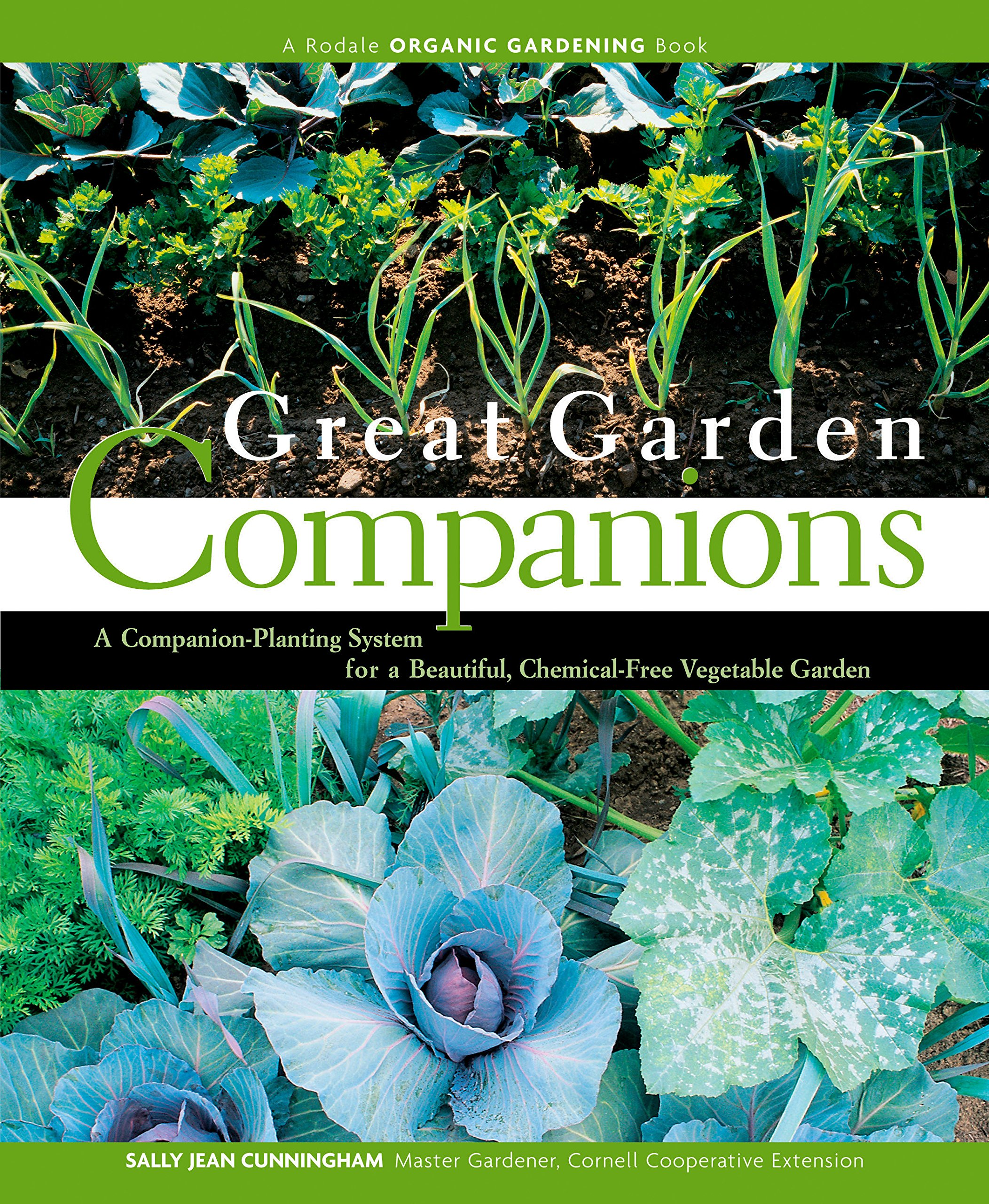 Download Great Garden Companions: A Companion-Planting System for a Beautiful, Chemical-Free Vegetable Garden pdf epub
