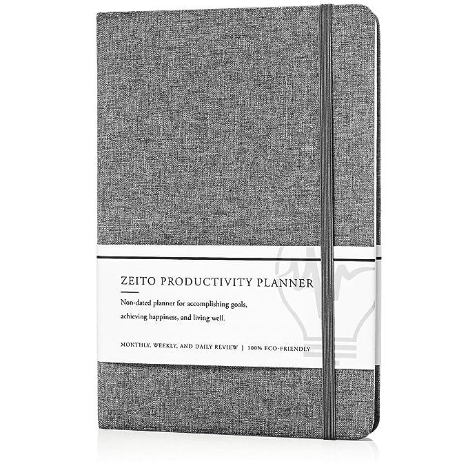 Amazon.com: Planificador de productividad Zeito: el mejor ...